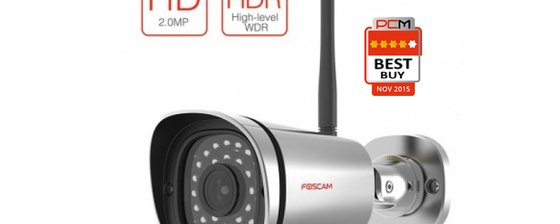 Foscam FI9900P according to PCM Best Buy