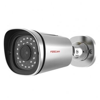 Foscam FI9901EP 4.0 Megapixel Plug&Play IP66 outdoor camera - 6x Zoom - POE