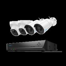 Reolink RLK8-520B2D2, 24/7 beschermd met 5MP Super HD beveiligingsset