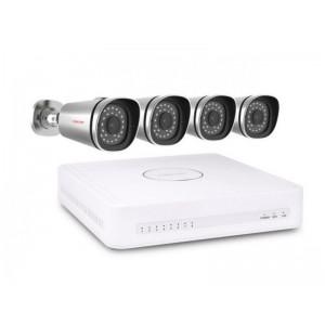 Foscam FN3108XE-B4-1T NVR Kit 4 x (FI9800XE )HD Video Bewakingsset